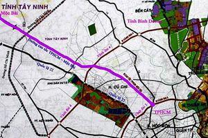 Khai thác quỹ đất, tạo nguồn thu xây dựng cao tốc TPHCM - Mộc Bài