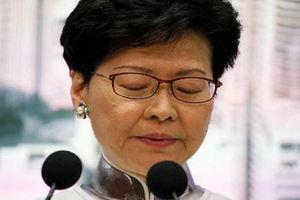 Đặc khu trưởng Hong Kong tuyên bố dự luật dẫn độ 'đã chết'