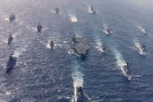 Philippines đòi Mỹ gửi nguyên Hạm đội 7 tới Biển Đông