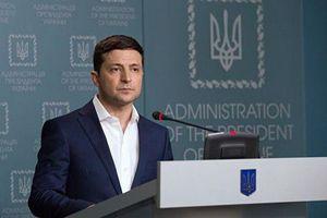Tổng thống Zelensky đề xuất họp thượng đỉnh Ukraine - Nga