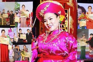Những 'Nữ hoàng' do Hội Nghệ nhân và Thương hiệu Việt Nam 'tôn vinh'