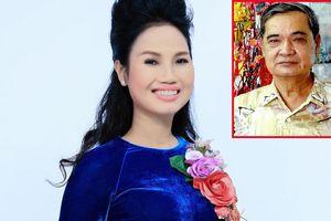 Ca sĩ Thùy Trang kể lại những ngày cuối đời của tác giả 'Nỗi buồn hoa phượng'