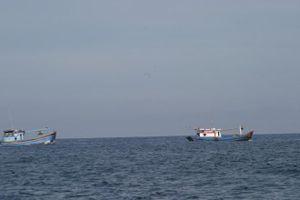 Hỗ trợ tìm kiếm 5 công dân Thái Lan mất tích trên biển