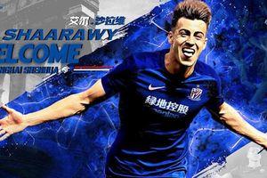 El Shaarawy điển trai đến Thượng Hải, nhận lương 16 triệu euro/năm