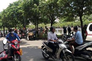 Phát hiện thi thể dưới kênh Nhiêu Lộc - Thị Nghè nghi là kẻ sát hại nữ sinh 19 tuổi