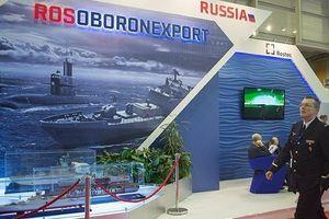 Tập đoàn Nga nhận các đơn đặt hàng vũ khí giá trị 'khủng'