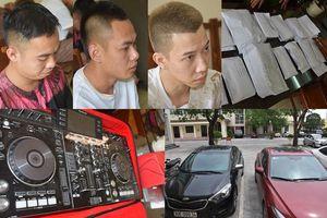 Rủ hàng chục bạn từ Hà Nội vào Thanh Hóa dự sinh nhật bằng 'tiệc ma túy'