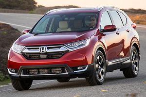 Nhiều xe Honda CR-V sản xuất tại Indonesia sẽ phải triệu hồi do lỗi chốt cần số