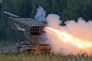 Nga phát triển pháo phản lực đa nòng thông minh