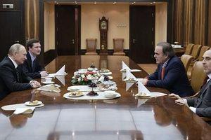 Đạo diễn lừng danh Oliver Stone phỏng vấn Tổng thống Putin về Ukraine