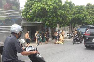 Thông tin mới nhất vụ thanh niên đi xe máy tông thẳng vào CSGT ở Hải Phòng