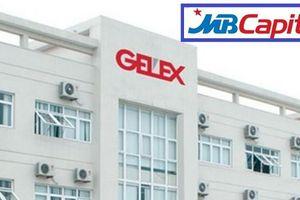 MB Capital không còn là cổ đông lớn tại Gelex