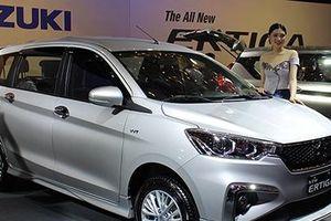 'Khám phá' ứng dụng trên Suzuki Ertiga 7 chỗ giá rẻ nhất phân khúc