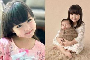 Ngất ngây vì vẻ xinh đẹp của 2 con nhỏ của 'mỹ nhân đẹp nhất Philippines' Marian Rivera