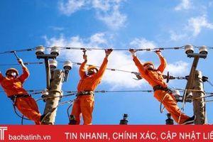 Sản lượng điện thương phẩm ở Hà Tĩnh tăng cao kỷ lục