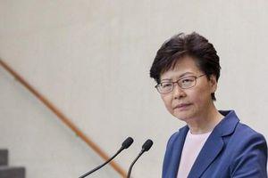 Trưởng Đặc khu Hong Kong: Dự luật dẫn độ 'đã bị khai tử'