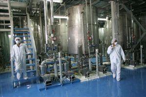 IAEA xác nhận Iran làm giàu urani vượt giới hạn trong JCPOA