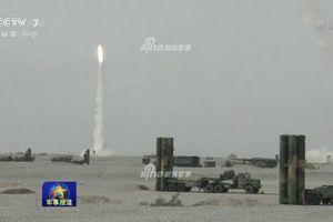 Trung Quốc ào ạt 'bắn thanh lý' tên lửa S-300 phiên bản lạc hậu