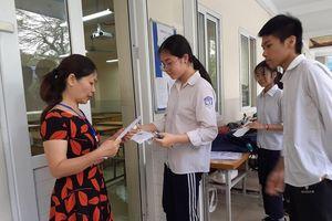 Bộ GD&ĐT sẽ công bố điểm thi vào ngày 14/7
