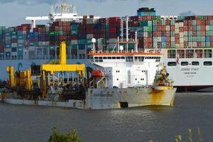 Kim ngạch xuất khẩu và nhập khẩu của Đức đều tăng gần 5%