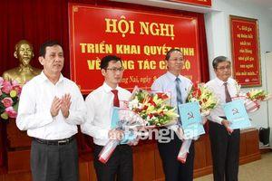Đồng chí Huỳnh Thanh Bình giữ chức Chủ nhiệm UBKT Tỉnh ủy