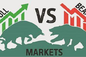 Chứng khoán ngày 9/7: Màu xanh le lói trong thị trường ngập tràn sắc đỏ