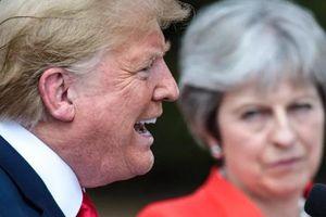 Ông Trump chỉ trích gay gắt Thủ tướng Anh sau vụ rò rỉ biên bản mật
