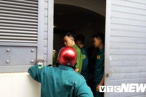 Nữ sinh 19 tuổi bị sát hại trong nhà trọ ở TP.HCM: Tìm thấy thi thể nghi can trên kênh Nhiêu Lộc