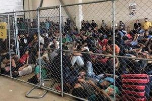 Biên phòng Mỹ cần thêm 1000 binh sĩ đối phó khủng hoảng nhập cư ở biên giới