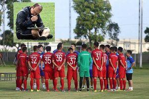 Thầy Park gặp khó và nghịch lý tuyển U-23 Việt Nam