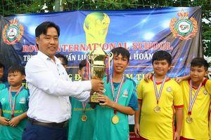 U-14 Bình Dương vô địch