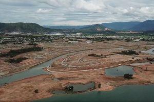 Lấn sông Cu Đê chủ đầu tư bị phạt 40 triệu đồng