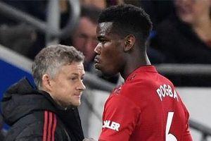 Paul Pogba đòi rời MU, HLV Solskjaer nói gì?