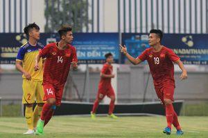 'Xé lưới' đàn em U18, Việt Cường tiết lộ bí mật ở lần hội quân của U23 Việt Nam