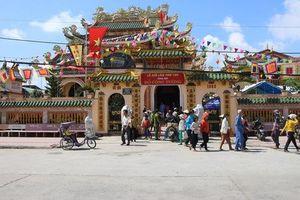 Công nhận đền thờ đôi vợ chồng chủ chợ Cao Lãnh là di tích lịch sử quốc gia