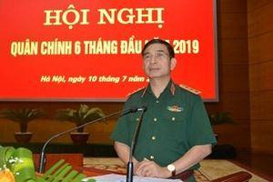 Bộ Tổng Tham mưu tổ chức Hội nghị quân chính 6 tháng đầu năm 2019