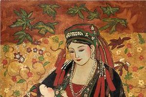 Tác phẩm của họa sĩ Việt Nam được đánh giá cao tại triển lãm giao lưu nghệ thuật tranh, tượng quốc tế
