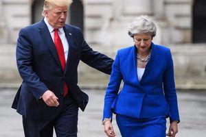 Mỹ - Anh 'khẩu chiến' vì vụ rò rỉ thông tin nhạy cảm