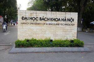 Đại học Bách khoa Hà Nội xin lỗi vụ chưa có điểm thi THPT quốc gia đã có giấy báo nhập học