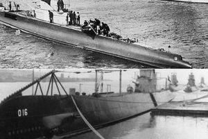 Xác tàu ngầm biến mất bí ẩn