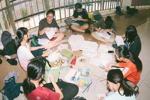 'Lượm Đây' lan tỏa phong trào từ thiện trong giới trẻ