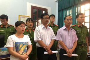 Vụ mua bán hóa đơn của 'ông trùm cát sạn' xứ Huế: Tạm giam thêm 5 bị can