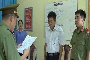 Truy tố 8 bị can vụ gian lận điểm thi ở tỉnh Sơn La