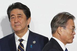 Nhật – Hàn hục hặc, Trung Quốc hưởng lợi