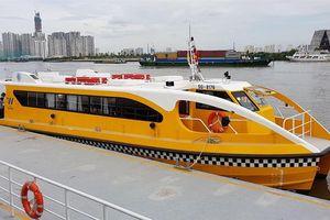 Hà Nội: Đề xuất có buýt đường thủy chạy trên sông Hồng