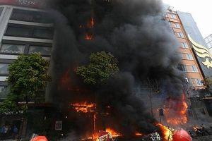 Hà Nội xử lý thế nào khi 40/214 xe chữa cháy bị hỏng?