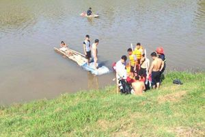 Lạng Sơn: Cô gái bỏ lại điện thoại, nhảy cầu Đông Kinh