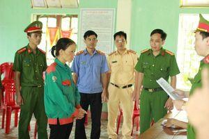 Vụ cháy rừng mới ở Hương Sơn: Khởi tố 1 bị can, tạm giữ 3 đối tượng