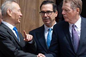 Mỹ - Trung tái khởi động đàm phán thương mại