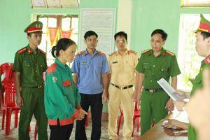 Hà Tĩnh: Khởi tố bị can đầu tiên liên quan đến vụ cháy rừng Hương Sơn